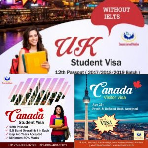 Study Abroad Consultant, Overseas Education Consultant - Dream Abroad Studies