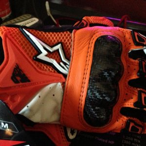 Gloves Alpinestars SMX-2 Air Carbon Gloves