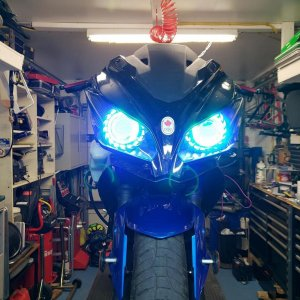 New Scotidi Custom lights