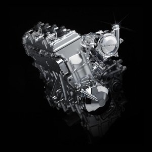 kawasaki teases the upcoming ninja h2 is it the supercharged machine video 2