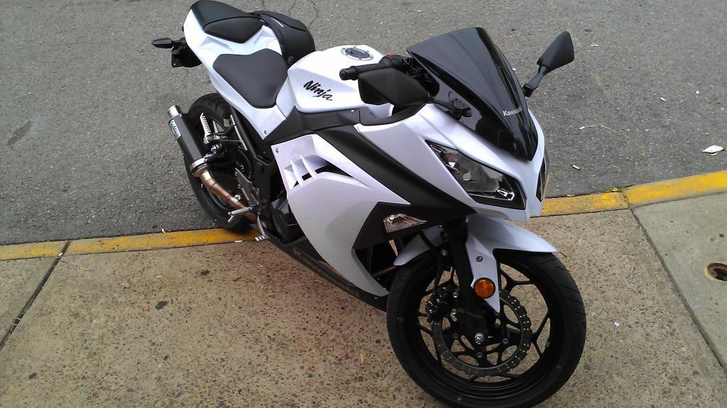 Kawasaki ninja 300 forum tomneely 39 s album tomneely 2013 ninja 300 picture - Ninja 300 forum ...